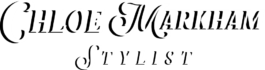 Logo-Chloe-Markham-Stylist